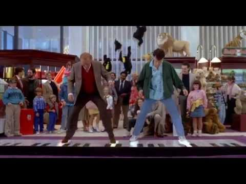 Piano scene from movie Big (1988)