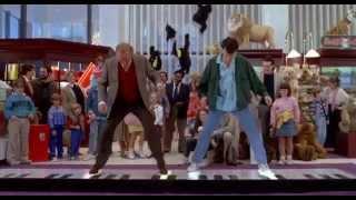 Piano scene from movie Big (1988)