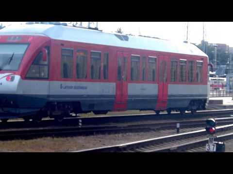LG Lithuania trains September 2015