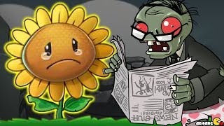 Plants Vs Zombies 2: Modern Day Part 2 Crazy News Paper Zombies!