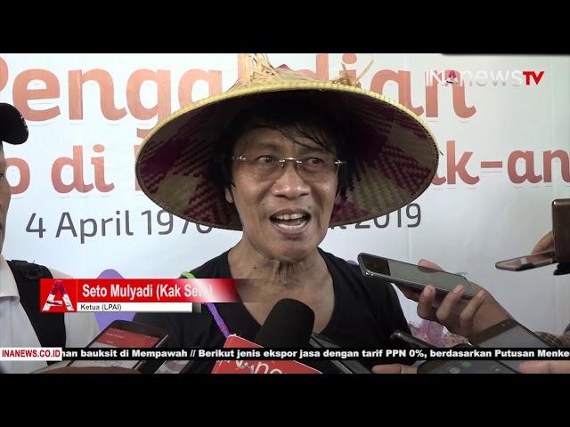 49 tahun pengabdian Kak Seto di dunia anak Indonesia