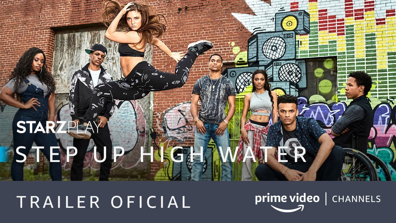 Step Up High Water | Trailer Oficial | Amazon Prime Video
