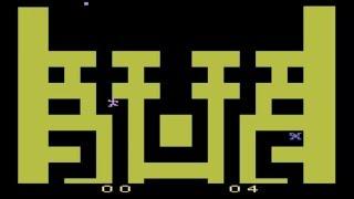 Entombed (Atari 2600, 1982)