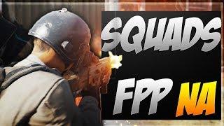 FPP Squads NA Server - pubg mobile Andrpid - IOS
