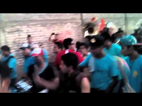 Chinelos en cuijingo 2015 Banda Paraiso