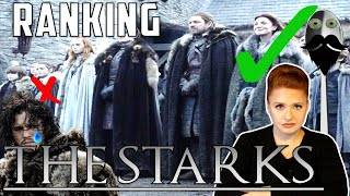 Download Video Ranking the Starks (GAME OF THRONES) MP3 3GP MP4