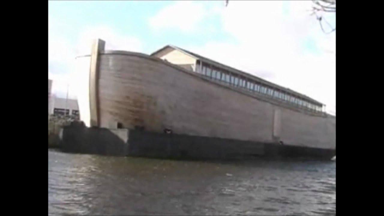 noah u0027s ark rebuilt in the netherlands youtube