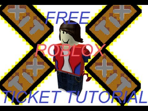 roblox how to get free tix