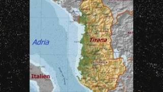 Bosnien Sandzak Albanien Kosovo Türkei.wmv