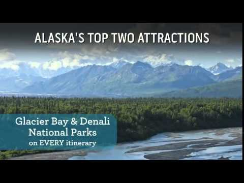 Cruise to Alaska -2016 Alaska Cruises Direct 800.365.1445