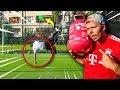 HELIUM PLASTIKBALL FUßBALL CHALLENGE! *VERRÜCKT*