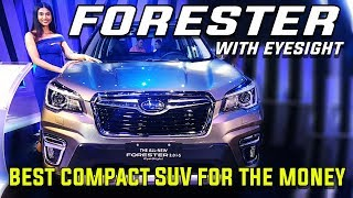 2019 Subaru Forester 2.0i-S Eyesight review -Is it better than the CRV and RAV4? -Philippines mias