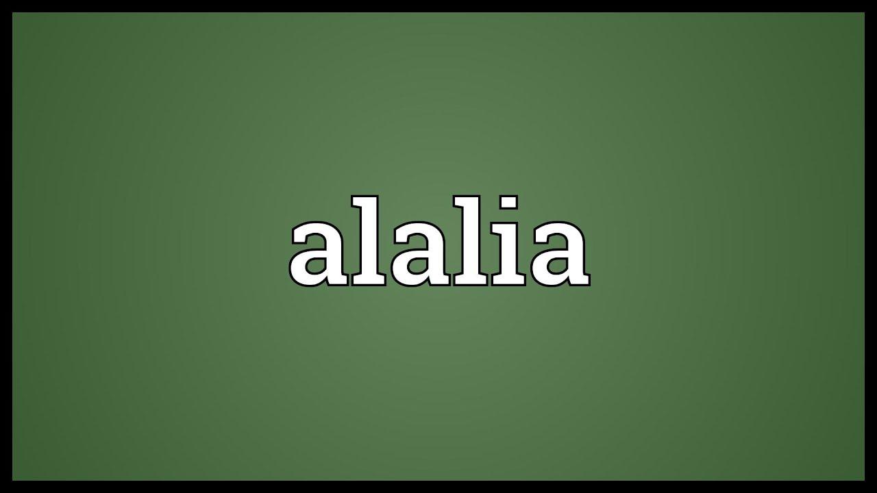 Alalia 97