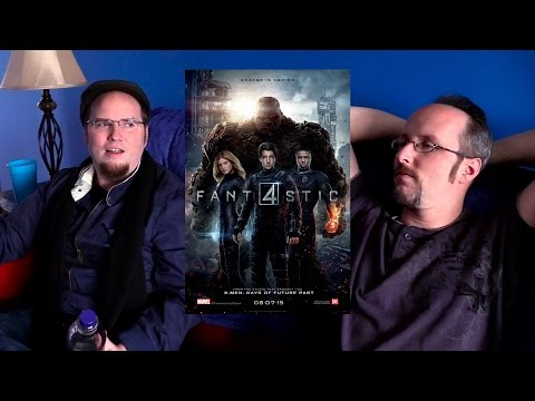 Nostalgia Critic Real Thoughts on - Fant4stic