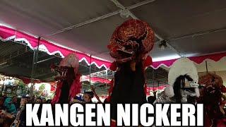 KANGEN NICKERI versi Jathilan Turonggo Laras Budoyo feat Rogo Sambatan Sedoyo