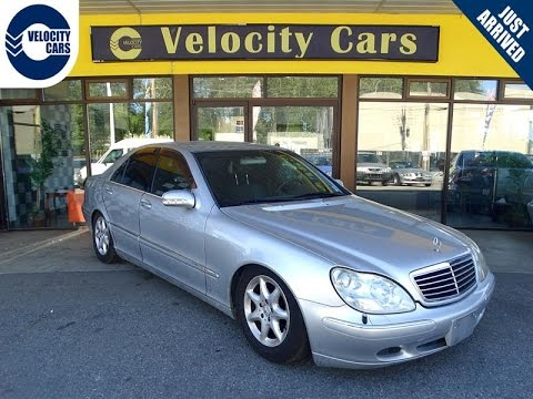 1999 mercedes benz s320 s class 128 kms low mileage for for Mercedes benz vancouver bc