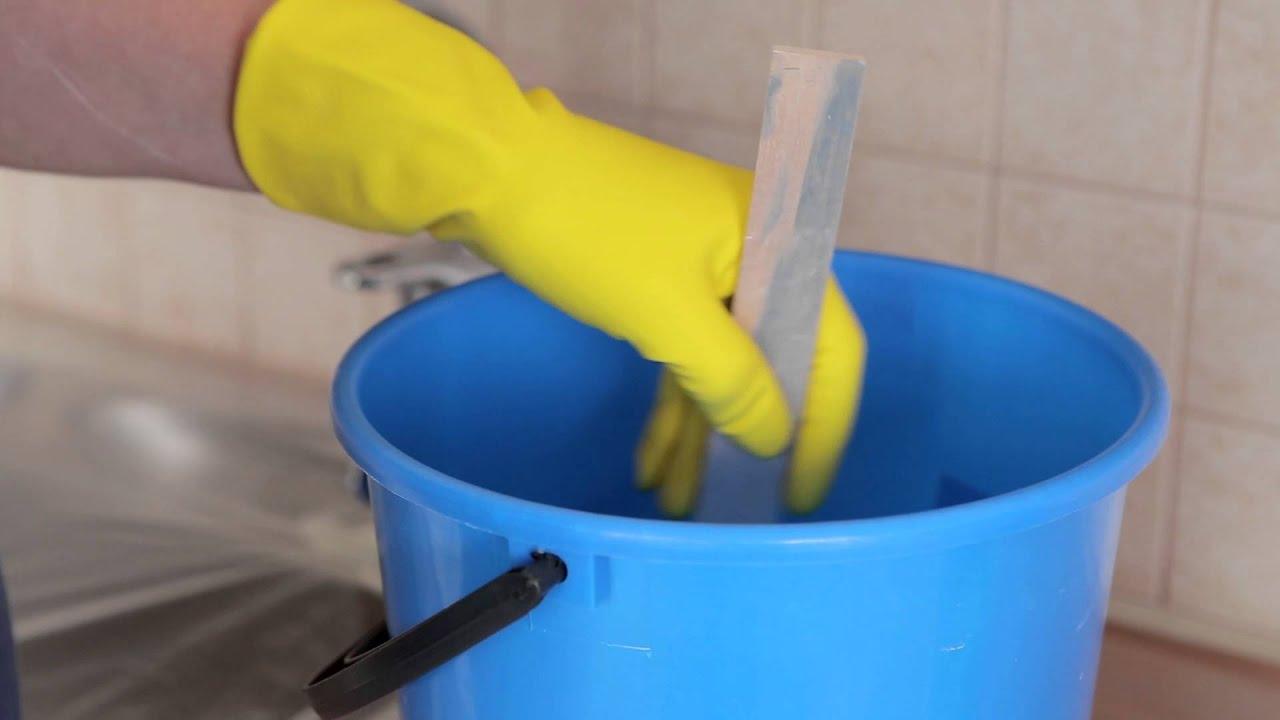 How to paint old kitchen tiles tikkurila youtube dailygadgetfo Choice Image