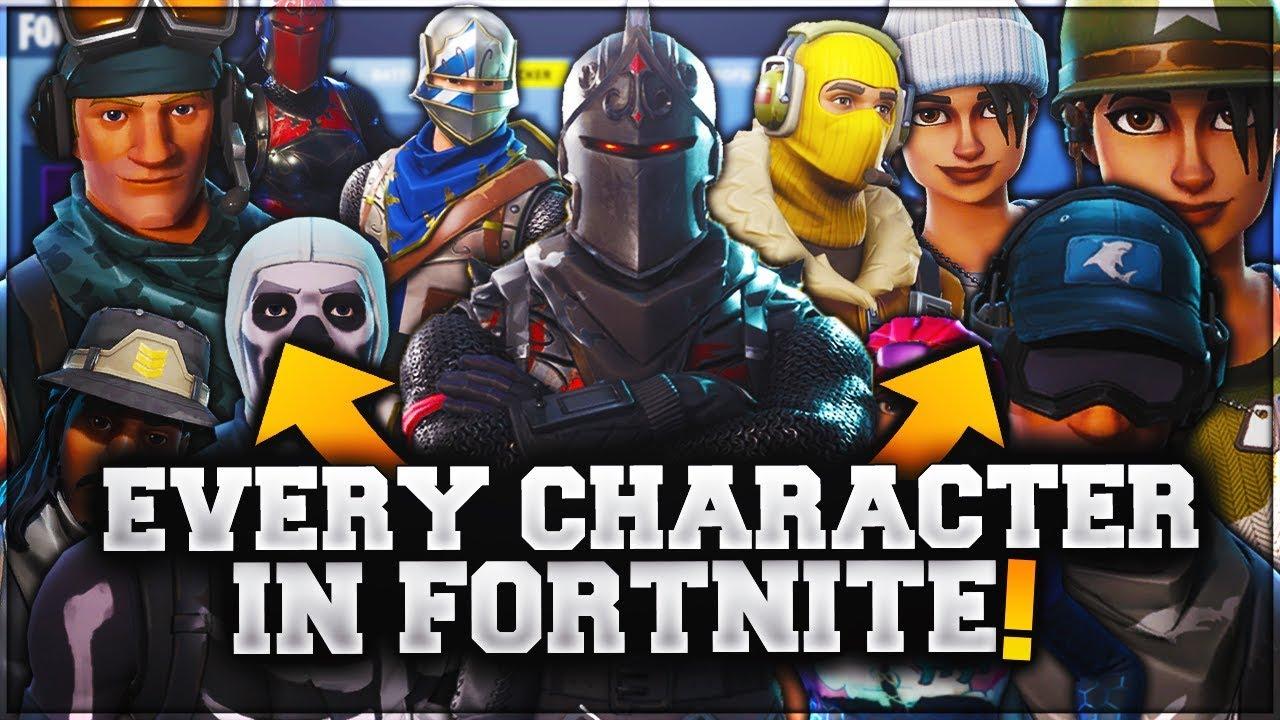 every-item-in-fortnite-fortnite-battle-royale