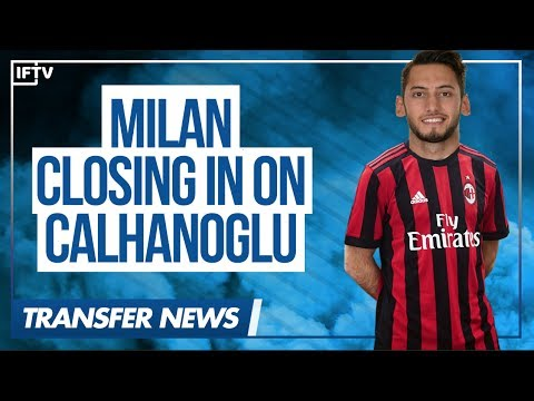 AC MILAN FIND AGREEMENT WITH CALHANOGLU |  Serie A Transfer News