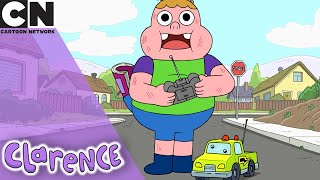 Clarence | Clarence Is Obsessed With Carla | Cartoon Network UK
