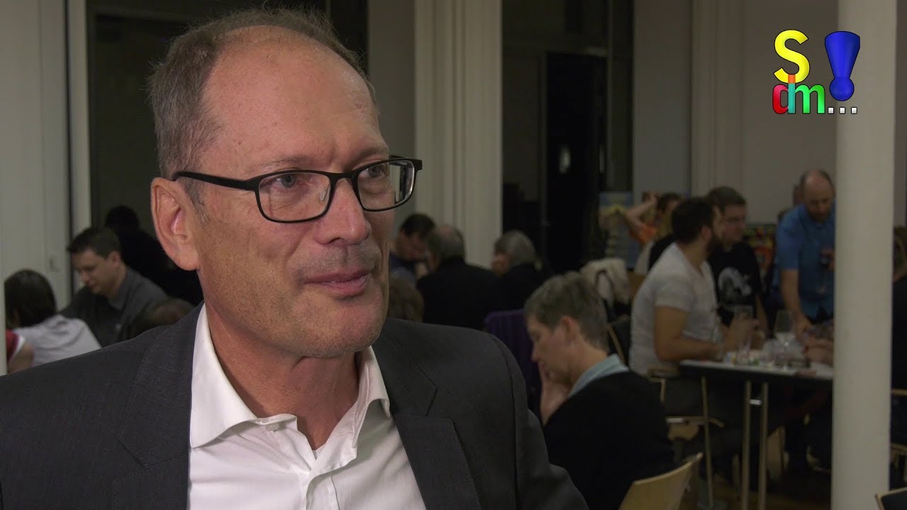 Kosmos Pressetag - Interview mit Heiko Windfelder (Verlagsleiter Spielware Kosmos) 2018 #1