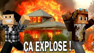 ATTENTION AUX EXPLOSIONS !