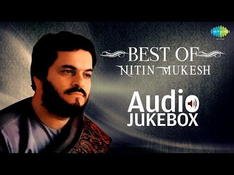 Best Of Nitin Mukesh | Dil Ne Dil Se Kya Kahan | Audio Jukebox