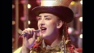 Top Of The Pops - Culture Club - Karma Chameleon - 22nd September 1983