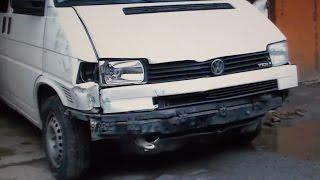 Volkswagen T 4 . 1-qism. Avto tana do'konlari.