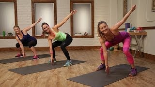 Rock Your Bottoms With Our Bikini-Butt Workout   Class Fitsugar