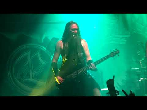 ENSIFERUM - Lai Lai Hei @ PARIS - La Machine du Moulin Rouge - Oct. 1, 2017
