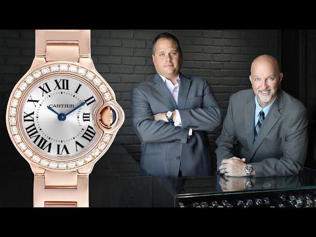 Cartier Diamond Watches Review - Cartier Tank, Ballon Bleu and More | SwissWatchExpo [Watch Review]