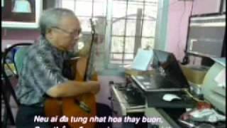 NỖI BUỒN HOA PHƯỢNG_Nhạc và lời: Thanh Sơn