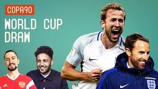 England Get Dream World Cup Draw | Eli And Vuj React