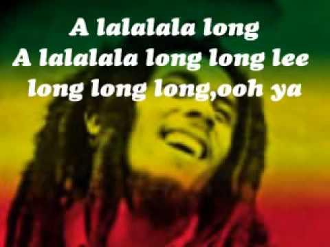 Alalalalong Bob Marley lyrics