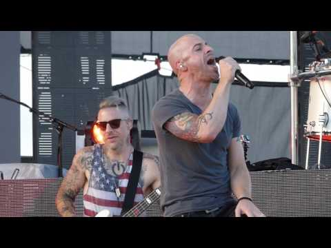 Daughtry - Baptized LIVE Corpus Christi [HD] 6/24/14