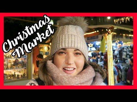 CHRISTMAS MARKETS IN SWITZERLAND! Vlogmas