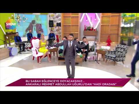 Mehmet Abdullah Uğurlu - Hadi Ordan Deli (Show Tv - Herşey Dahil)