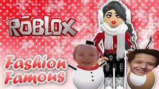 Приключения нашего красавчика мульт героя игры Roblox; Показ мод Fashion Famous