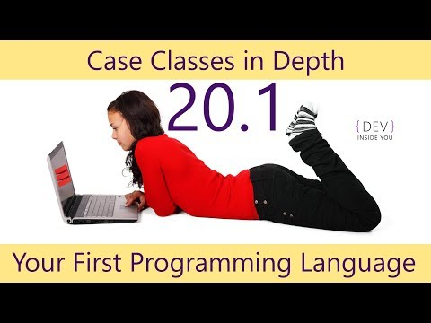 Case Classes in Depth (Scala)