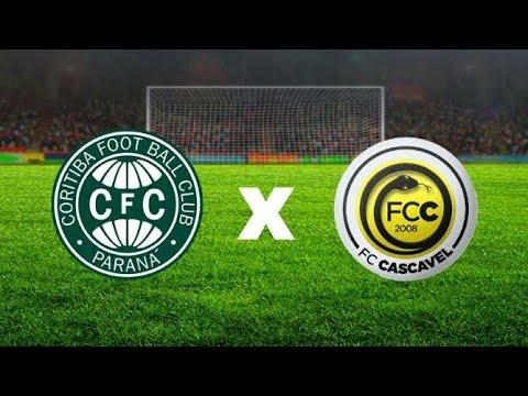CORITIBA x FC CASCAVEL (Campeonato Paranaense 2020)