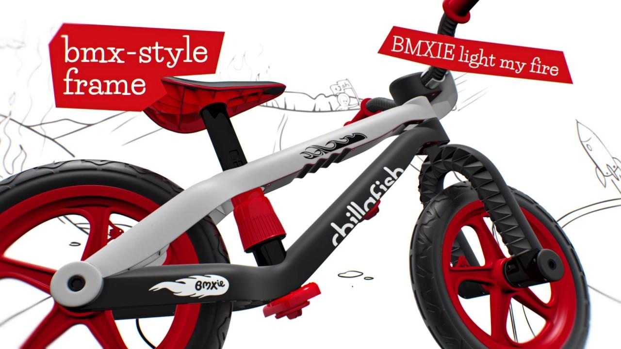 Chillafish Bmxie Rs Balance Bike Youtube