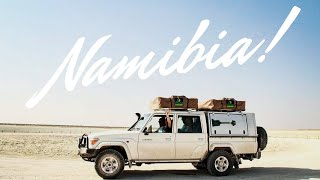 NAMIBIA | ROAD TRIP 2017 🌍🇳🇦🐘