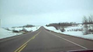 Ride to Cold Lake Canada from Edmonton 1 - Tim Kunsa