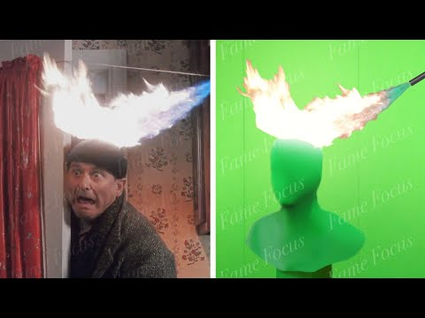 Home Alone Without CGI [Special Effects Breakdown]
