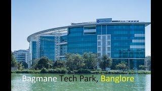Bagmane Tech Park Inside Tour   CV Raman Nagar    Tech Parks of Bangalore   Bengaluru Tech Parks
