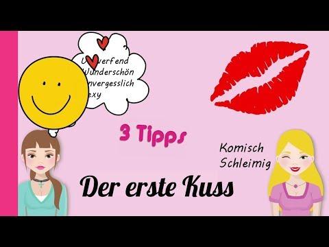 Der erste Kuss 💏💕/ besser küssen / küssen lernen! // 3Tipps für starke Mädchen