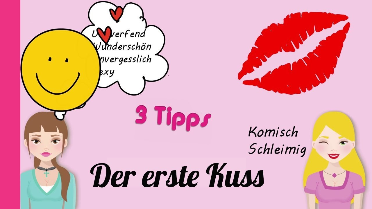 der erste kuss besser k ssen k ssen lernen 3tipps f r starke m dchen youtube. Black Bedroom Furniture Sets. Home Design Ideas