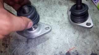 Заводская шаровая опора ваз усиленная 2110