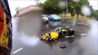 Мото ДТП | Moto crash | Мото аварии. Выпуск №8